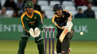 Hodd signed for Yorkshire after a loan spell
