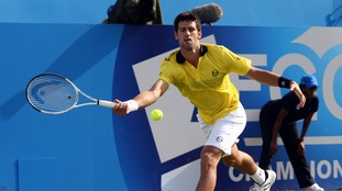 Djokovic will return to Queen's after an eight-year hiatus as the former world number one begins his grass court season