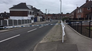 A 17-year-old boy had been injured on Nodder Road area of Sheffield