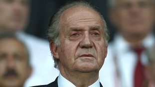 King Juan Carlos has long been a symbol of stability in Spain