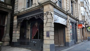 A doorman was lucky to survive after he was shot outside the Tup Tup Palace in Newcastle in 2015.