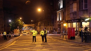 The shooting happened in Newcastle city centre in 2015