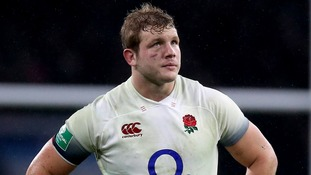 Launchbury is unlikely to feature for England in their second test against South Africa due to an ongoing calf problem