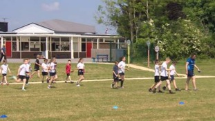 Leicester Tigers run classes encouraging schoolchildren to lead healthier lifestyles