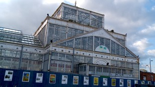 Great Yarmouth's Winter Gardens