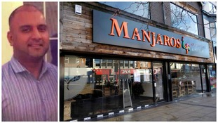 Mazhar Ali died after an alleged incident at Manjaros restaurant on Christmas Eve.