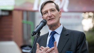 Former Attorney General Dominic Grieve is a Tory Remainer rebel.