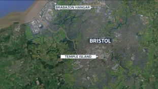 Bristol arena and Filton arena