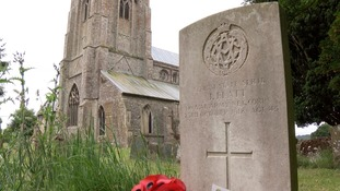Only two of the 'Snettisham 45' are buried in the village.