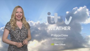 morning forecast with Philippa Drew