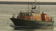 The Jersey Lifeboat Association's first all-weather boat is set to be up and running by the end of the year.