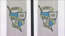 Port Vale Flag