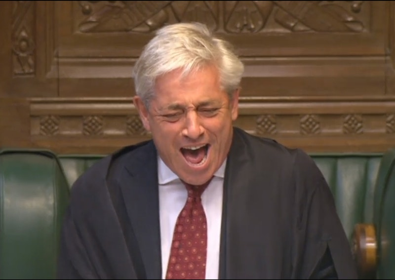 John Bercow is target of bullying 'witch-hunt', says ...