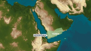 Hodeidah is a port city on Yemen's west coast.