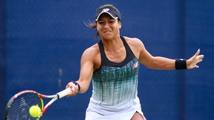 Watson to face British number one in Nottingham
