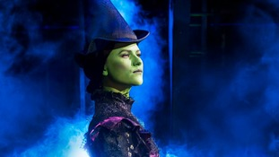 Amy Ross stars as Elphaba