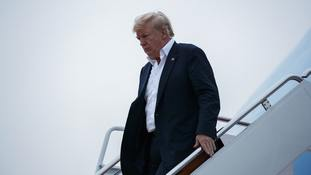 President Donald Trump declares North Korea 'no longer a nuclear threat'