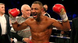 Kell Brook to fight in world title eliminator