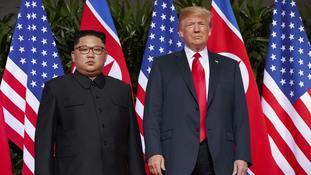 North Korea to take 'major nuclear disarmament steps by 2021'