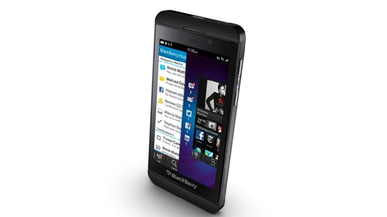 The new Blackberry 10