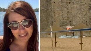 British woman and Australian man found dead on Portuguese beach after 'taking selfies'