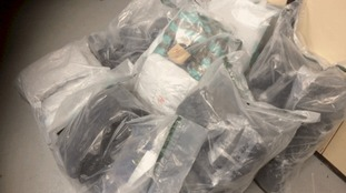 Drugs worth £1m seized by police in Antrim