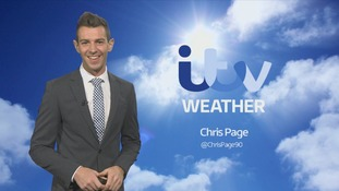 Morning forecast with Chris Page