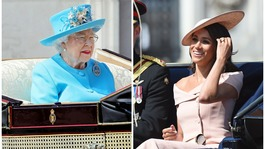 Queen and new Duchess of Sussex visit Cheshire