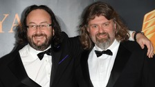 Hairy Bikers to dish up starter at Borders Book Festival