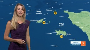 Cheering up this afternoon. Sophia has the latest forecast
