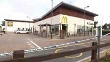 Teenager attacked at Ipswich Mcdonald's knew previous stabbing victim