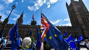 The latest row could spell disaster for Theresa May's EU Withdrawal Bill.