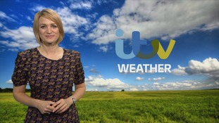 Morning forecast with Kerrie Gosney
