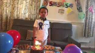 Grenfell Tower fire victim Isaac Paulos.