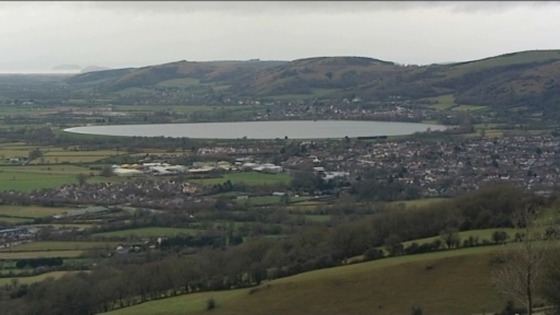 Cheddar reservoir