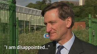 Dominic Grieve branded the amendment 'unacceptable'.