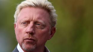 Boris Becker said he is looking to rebuild his life claiming diplomatic immunity