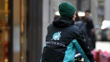A case over the employment status of Deliveroo riders has reached the High Court in London