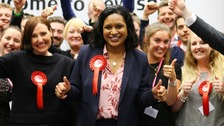 Labour's Janet Daby wins Lewisham East in by-election