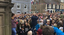 Thousands celebrate Selkirk Common Riding