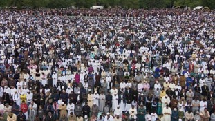Record number of Muslims celebrate Eid in Birmingham