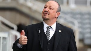 Mbemba exit set to boost Rafael Benitez spending power at Newcastle