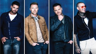 Boyzone to kick off farewell tour in Belfast