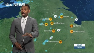 East Midlands Weather: Showers and sunny spells