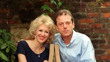Anita Dobson starred alongside Leslie Grantham in EastEnders