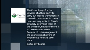 Exeter City Council Statement