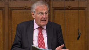 Sir Christopher Chope was honoured in the New Year's List in 2018.