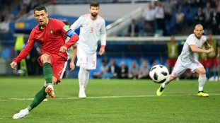 Spain and Portugal play out thrilling draw in Sochi