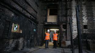 Glasgow School of Art went to extreme lengths to rebuild after 2014 fire