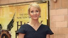 JK Rowling has said that even well-run institutions can negatively affect children.
